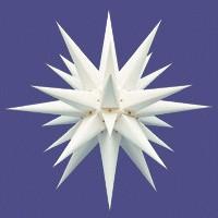 Adventsstjerne-hvid
